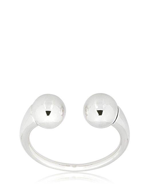 Betony Vernon | Metallic Double Sphere Massage Bracelet for Men | Lyst