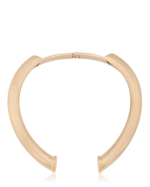Pluma | Metallic Jason Wu For Light Gold Necklace | Lyst