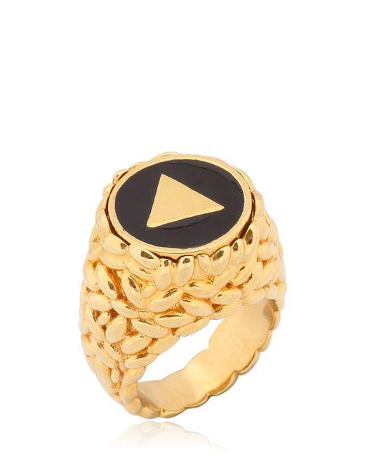 Bea Bongiasca   Metallic Interchangeable Seal Ring   Lyst