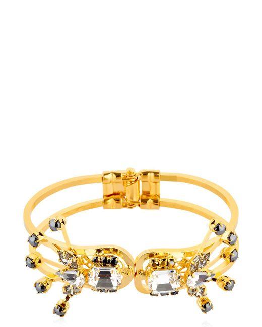 Halo | Metallic Spike Cuff Bracelet | Lyst