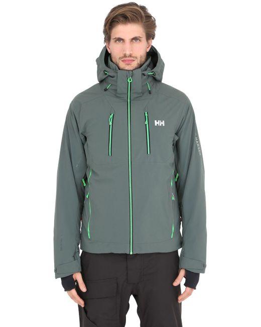 Helly Hansen | Multicolor Alpha 2.0 Nylon Stretch Ski Jacket for Men | Lyst