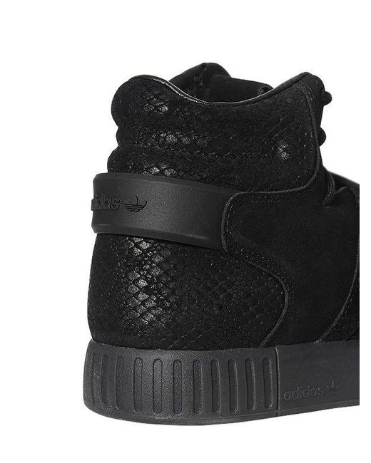 Adidas Tubular High Top Black