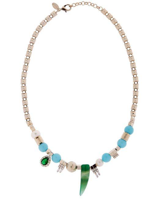 Iosselliani | Multicolor Colors Of Burma Necklace | Lyst