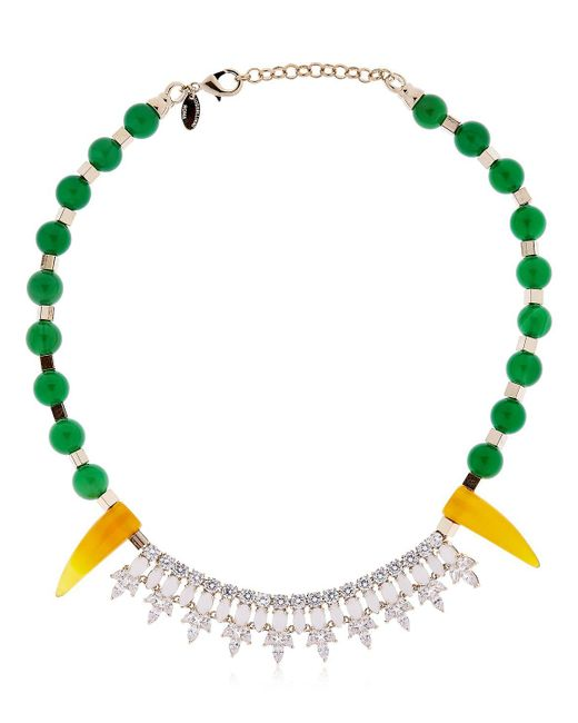 Iosselliani | Green Colors Of Burma Necklace | Lyst