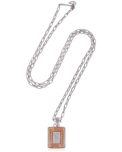 MARCO DAL MASO | Metallic Ara Necklace | Lyst