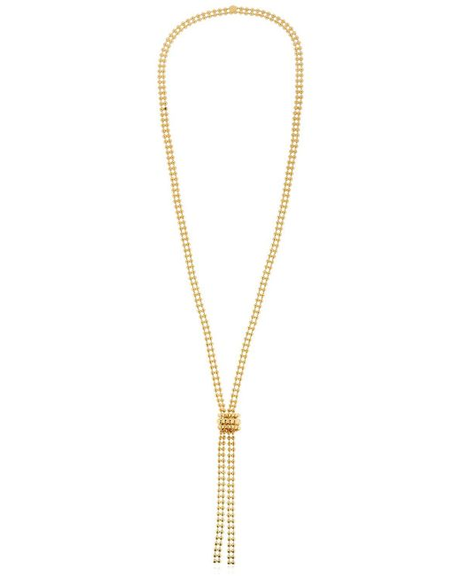 Philippe Audibert | Metallic Kyler Long Necklace | Lyst