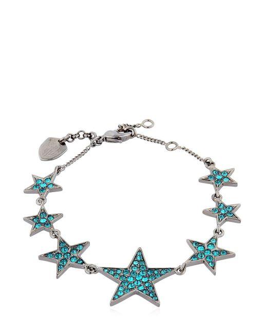 Schield - Metallic Little Stars Bracelet - Lyst