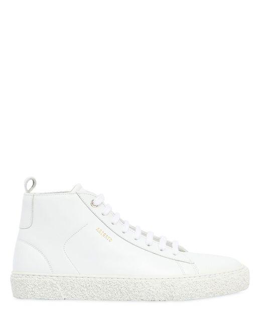 """Axel Arigato - White Sneakers """"chukka"""" In Pelle for Men - Lyst"""