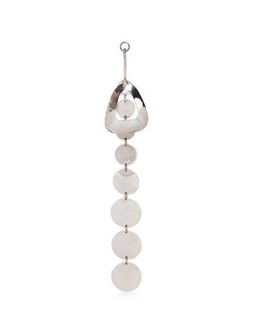 Maison Margiela - Metallic Circles Mono Earring - Lyst