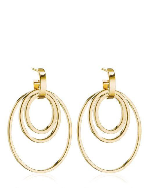 Vita Fede | Metallic Cassio Ring Pendants Earrings | Lyst