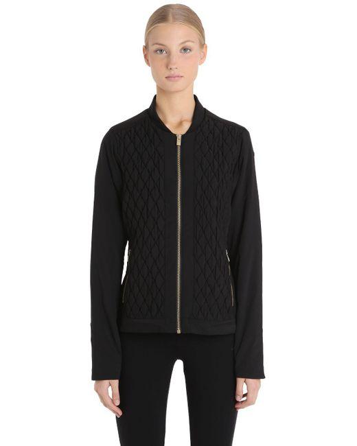Peak Performance - Black Milan J Nylon Stretch Ski Jacket - Lyst