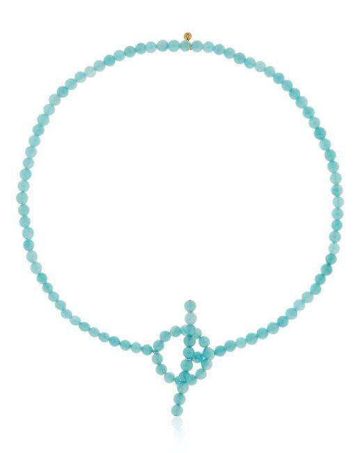 Saskia Diez | Blue Holiday Necklace Choker | Lyst