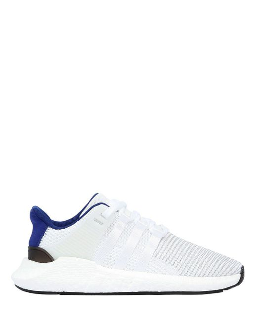2dcf2ce25afb Adidas Originals - White Eqt Support 93 17 Sneakers for Men - Lyst ...