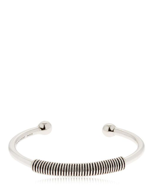 Philippe Audibert | Metallic Craig Cuff Bracelet | Lyst