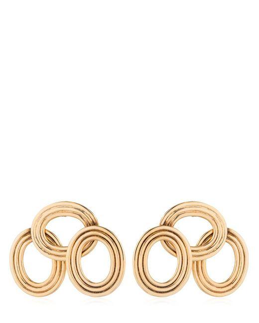 Pamela Love | Metallic Saturn Cluster Earrings | Lyst