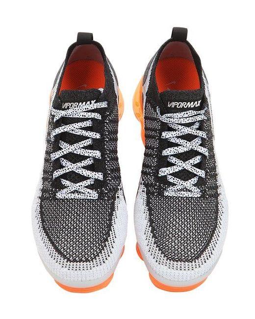 19db02b09a ... Nike - Black Air Vapormax Vm Flyknit Safari Sneakers for Men - Lyst ...