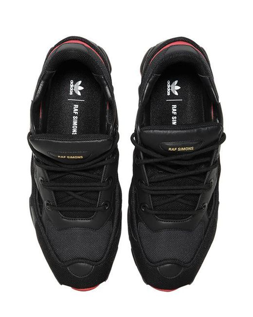 promo code 9d764 8b668 ... Adidas By Raf Simons - Black Sneakers