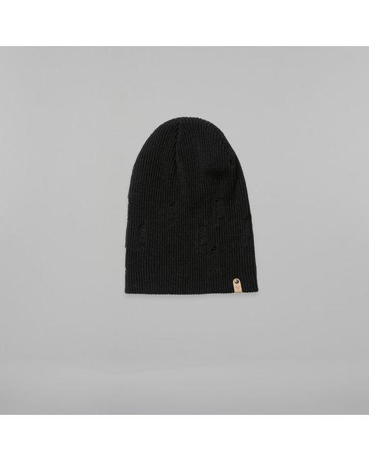 e9d9babe77d Lyst - Mackage Taz Wool Beanie For Men in Black for Men - Save 10%