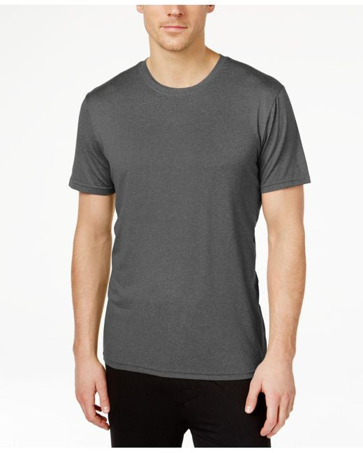 32 Degrees - Gray Crew-neck T-shirt for Men - Lyst