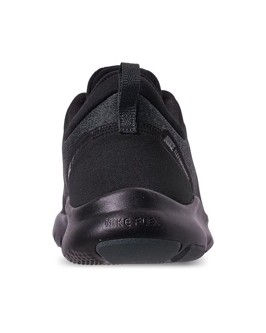quality design 0cb07 eef93 ... Nike - Black Flex Experience Rn 8 Running Sneakers From Finish Line for  Men - Lyst ...