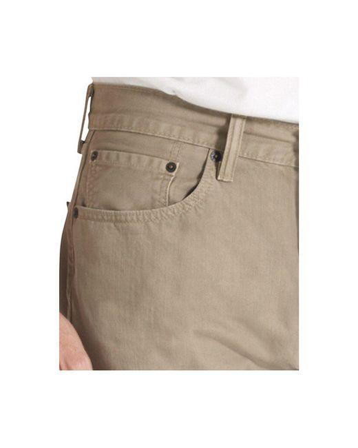 ec5d487aeaf ... Lyst Levi's - Natural ® 505tm Regular Fit Jeans for Men ...