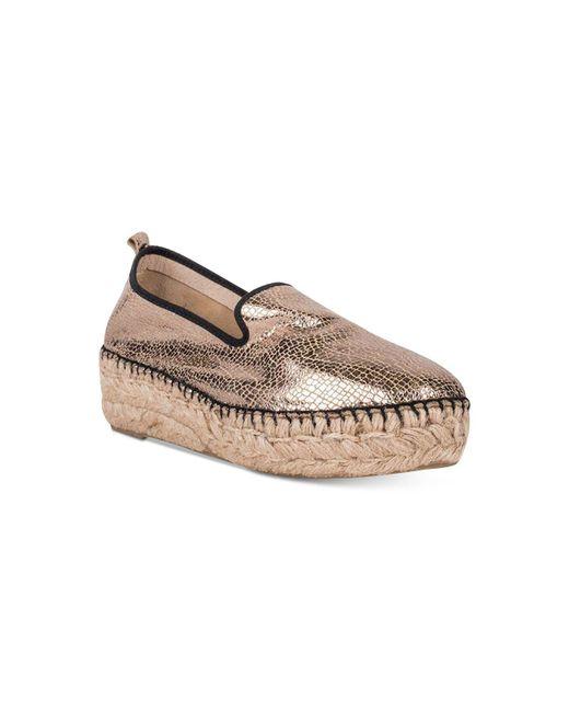 Andre Assous   Multicolor Indi Platform Espadrille Slip-on Sneakers   Lyst