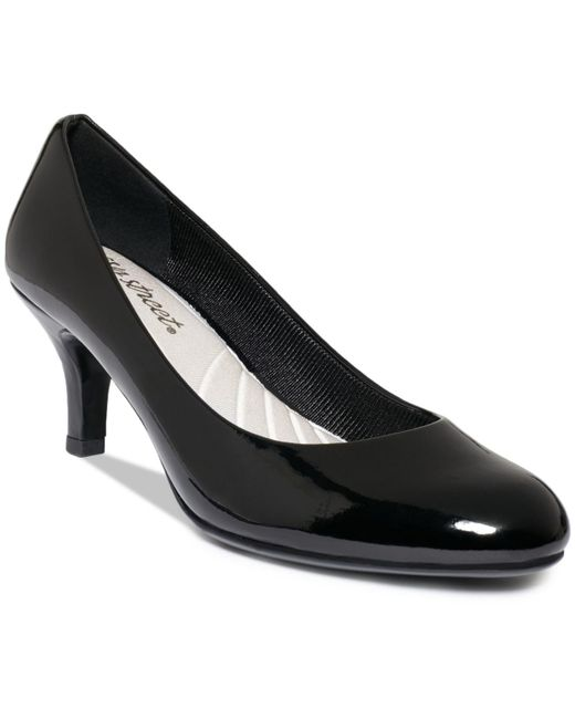 Easy Street - Black Passion Pumps - Lyst