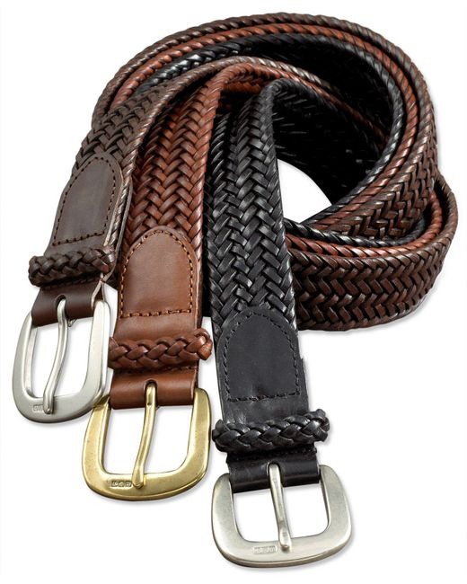 Polo Ralph Lauren - Multicolor Derby Braided Belt for Men - Lyst