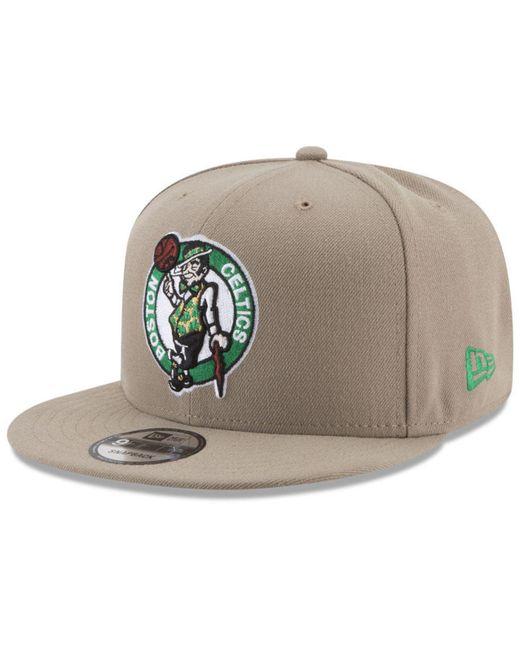 KTZ - Multicolor Tan Top 9fifty Snapback Cap for Men - Lyst ... a879efd4da1e