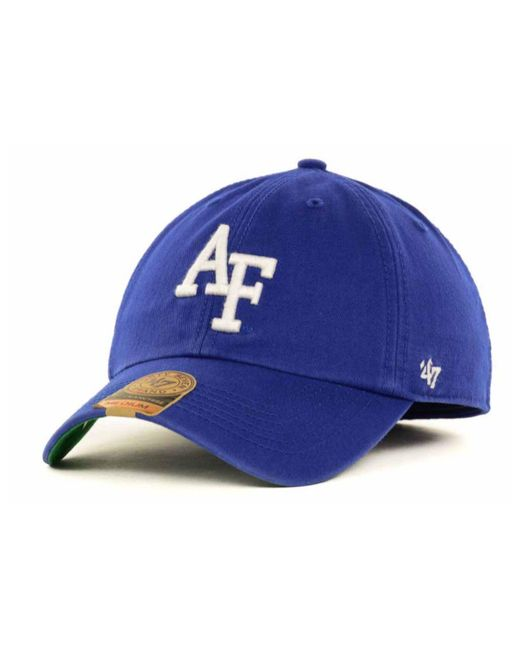 47 Brand   Blue Air Force Falcons Ncaa '47 Franchise Cap for Men   Lyst