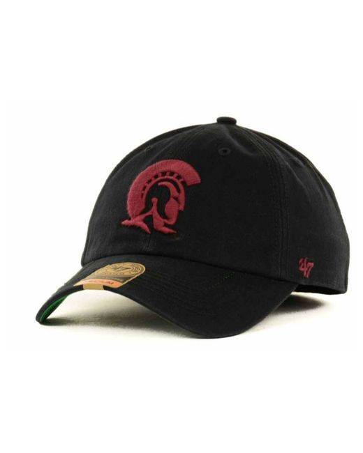 47 Brand | Black Arkansas Little Rock Trojans Ncaa '47 Franchise Cap for Men | Lyst
