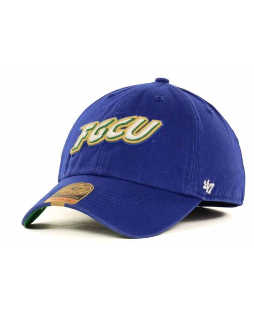 47 Brand | Blue Florida Gulf Coast Eagles Ncaa '47 Franchise Cap for Men | Lyst