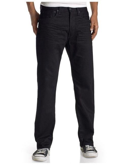 Levi's   Black Men's 501 Original Fit Jeans for Men   Lyst