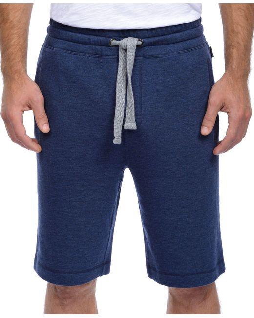 2xist | Blue 2(x)ist Men's Loungewear, Terry Shorts for Men | Lyst