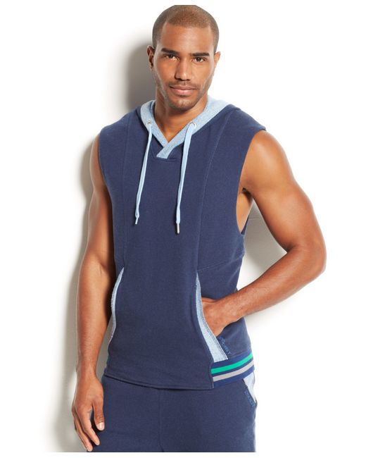 2xist | Blue 2(x)ist Men's Rugby Pullover for Men | Lyst