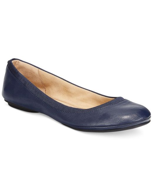 Bandolino | Blue Edition Ballet Flats | Lyst