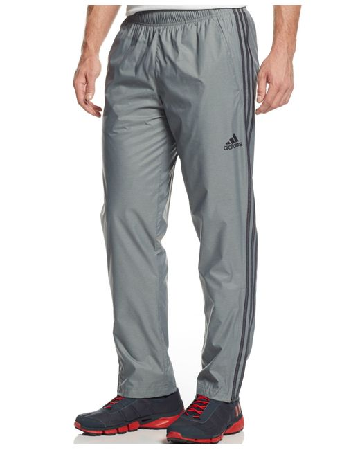 Adidas Originals | Gray Men's Essential Woven Pants for Men | Lyst