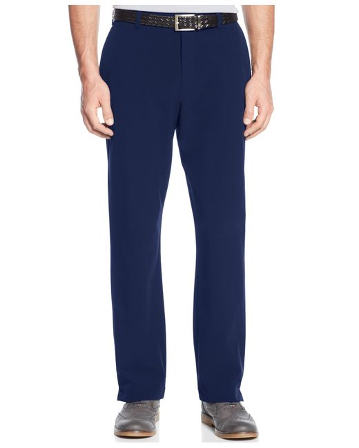 Cutter & Buck   Blue Big And Tall Men's Drytec Performance Pants for Men   Lyst