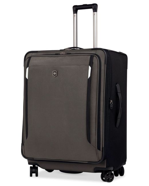 "Victorinox | Green Werks Traveler 5.0 27"" Dual Caster Spinner Suitcase for Men 