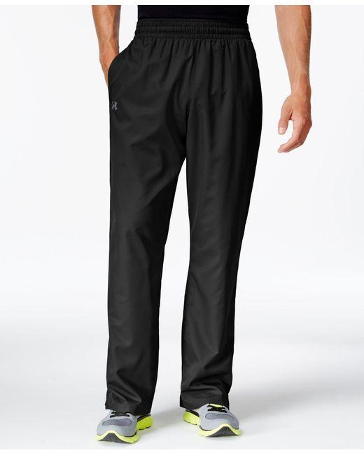 Under Armour | Black Men's Vital Wind-resistant Training Pants for Men | Lyst
