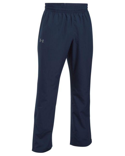 Under Armour | Blue Men's Vital Wind-resistant Training Pants for Men | Lyst