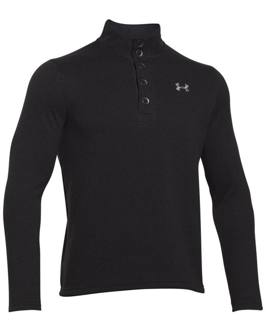 Under Armour | Black Storm Specialist Sweater for Men | Lyst