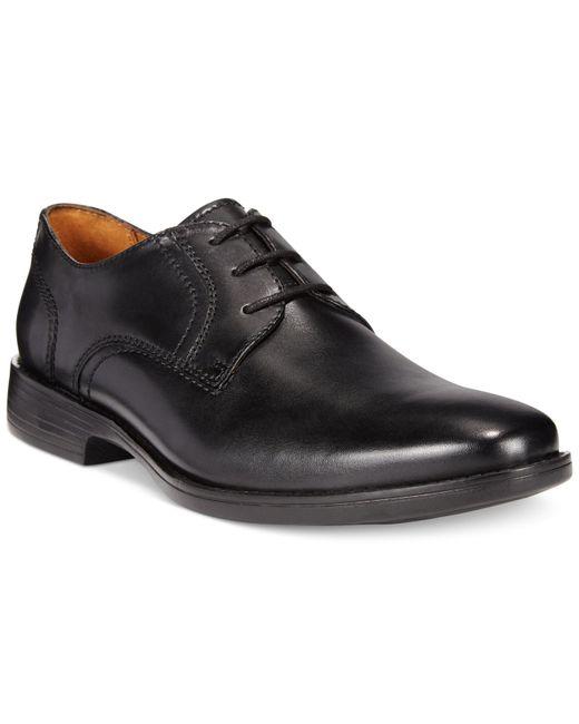 Bostonian | Black Wurster Plain Toe Oxfords for Men | Lyst