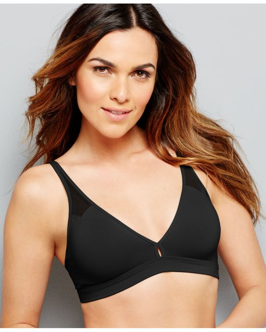 Wacoal | Black Body By Soft Cup Bra 852215 | Lyst