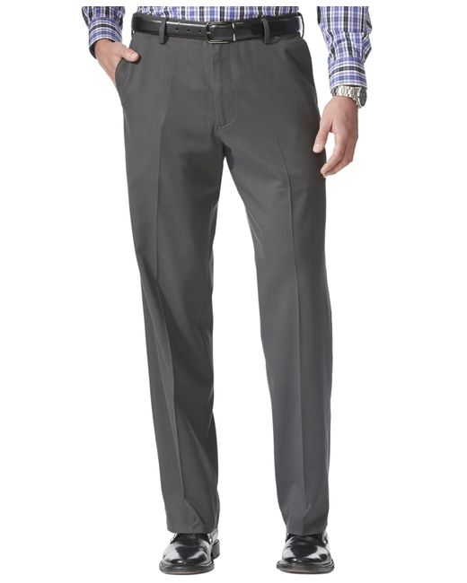Dockers | Gray Relaxed Fit Comfort Khaki Pants D4 for Men | Lyst