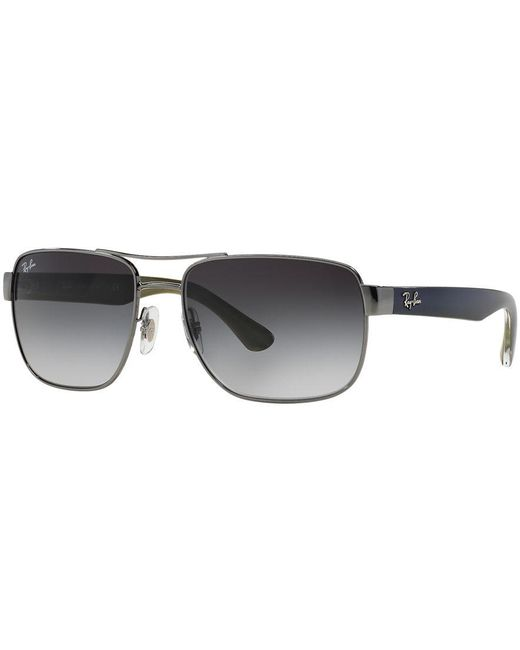 Ray-Ban | Metallic Sunglasses, Rb3530 for Men | Lyst