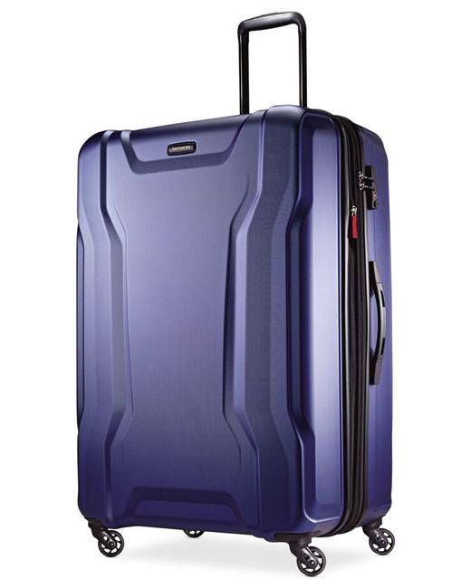 "Samsonite | Blue Spin Tech 2.0 29"" Hardside Spinner Suitcase, Only At Macy's for Men 