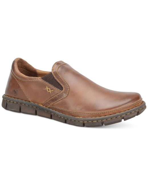 Born | Brown Sawyer Loafers for Men | Lyst