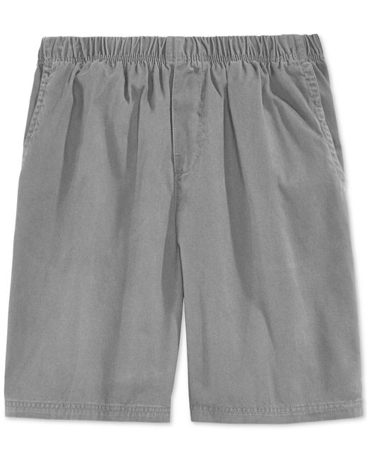 "Quiksilver - Gray 18"" Cabo 5 Shorts for Men - Lyst"