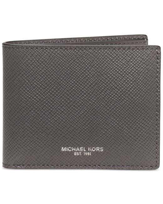 Michael Kors   Black Michael Men's Harrison Slim Billfold for Men   Lyst